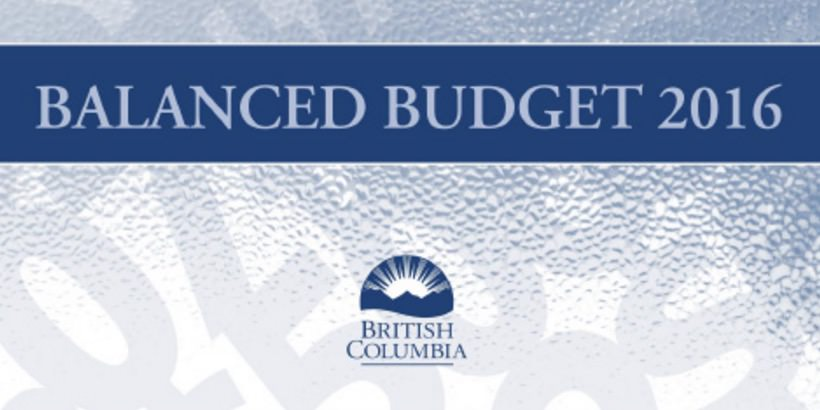 BC Budget 2016 | Improving Housing Affordibility