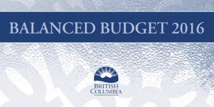 BC Budget 2016 | Improving Housing Affordibility